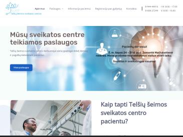 Telšių šeimos sveikatos centras, UAB