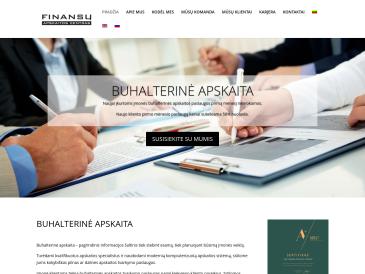 Finansų apskaitos centras, UAB