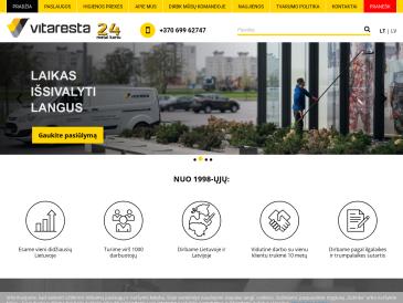 Vitaresta, atstovybė Vilniuje, UAB
