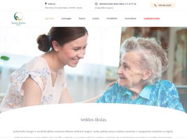 Kazlų rūdos slaugos ir socialinės globos namai, VšĮ