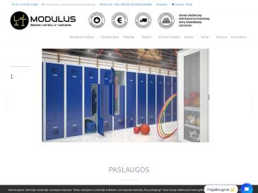 "Modulus, UAB ""Ergo moduli"""
