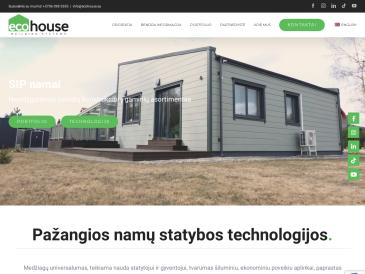 Ecohouse, UAB