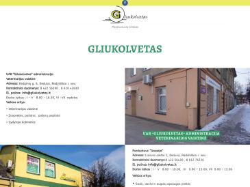 """Veterinarijos vaistinė, UAB """"Gliukolvetas"""""""