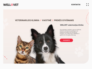 Wellvet - veterinarijos klinikos