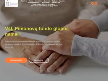 Pimonovų fondo globos namai, VšĮ