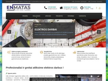 Enmatas, UAB