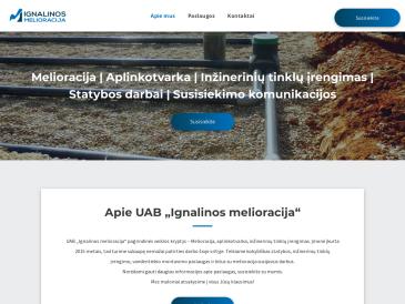 Ignalinos melioracija, UAB