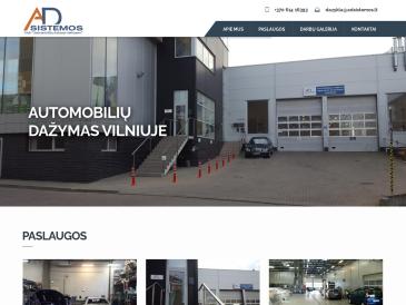 Automobilių dažymo sistemos, UAB