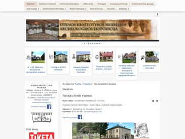 Tauragnų krašto muziejus