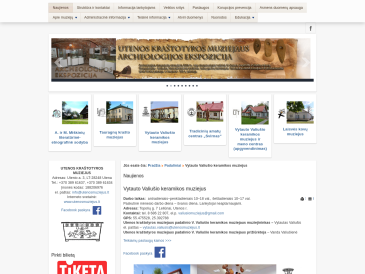 V. Valiušio keramikos muziejus ir meno centras