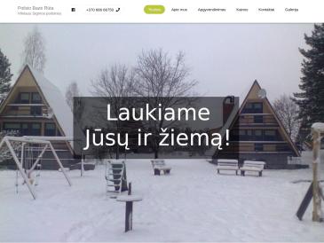 "Rūta, poilsio bazė, UAB ""Vilniaus Sigmos poilsinės"""