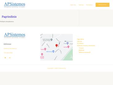 Aliuminio profilių sistemos, UAB