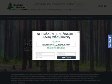 Dzūkijos mediena, UAB