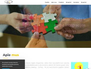 Psichosocialinės ir darbo integracijos centras