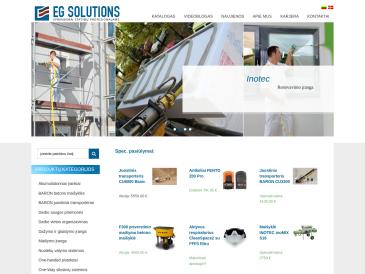 EG Solutions, UAB