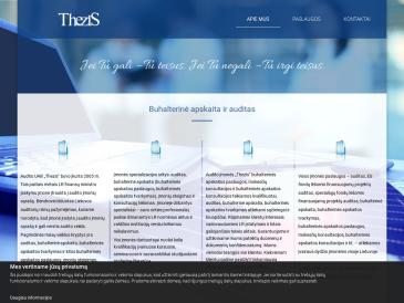 Thezis, Audito UAB