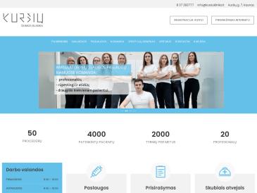 Kuršių klinika, šeimos, odontologijos ir kineziterapijos klinika