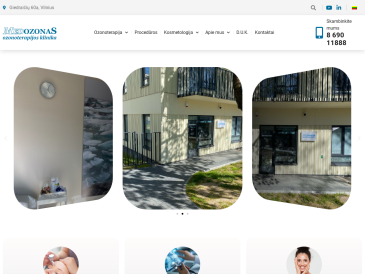 Medozonas, ozono terapija