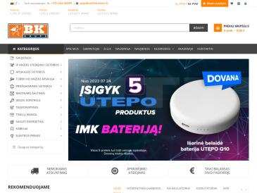 BK grupė, Vilniaus filialas, UAB