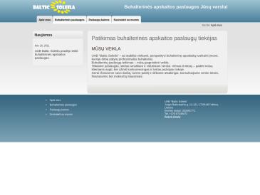 Baltic soleila, UAB