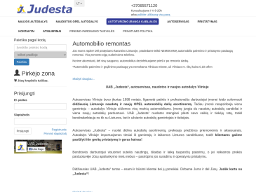 Judesta, UAB
