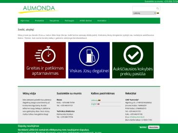 Aumonda, UAB