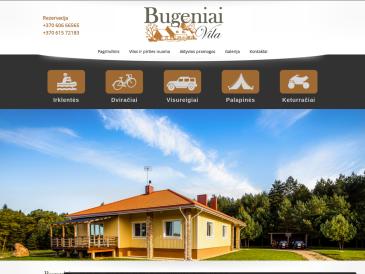 """Bugenių vila, UAB """"Autožiedas"""""""
