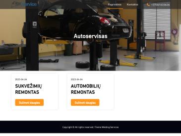 SK service, UAB