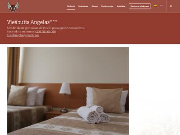 Angelas, viešbutis, UAB