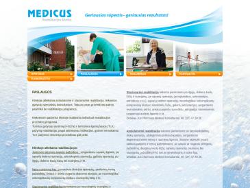 RK Medicus, UAB