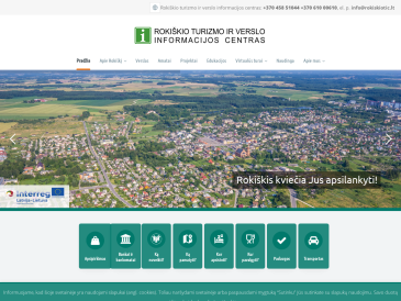 Rokiškio turizmo ir tradicinių amatų informacijos ir koordinavimo centras, BĮ