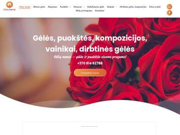Gėlių namai, L. Januševičienės IĮ