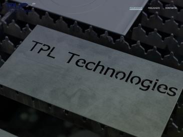 TPL technologies, UAB