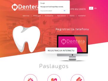 Dentera, UAB