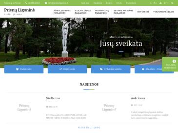 Prienų ligoninė, VšĮ