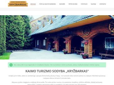 Kryžbarko kaimo turizmo sodyba