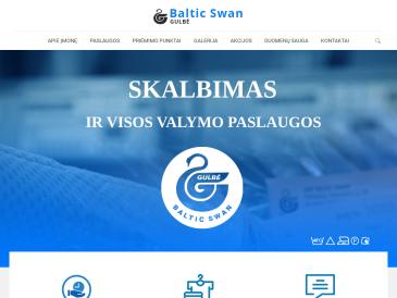 Baltic Swan, priėmimo punktas, UAB