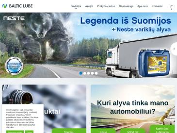 Baltic Lube, UAB