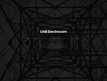 Electrocom, UAB