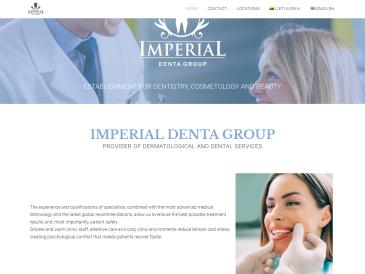 Imperial denta group, UAB