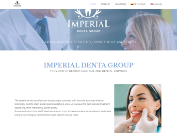 "Imperial denta group, UAB ""Emivita"""