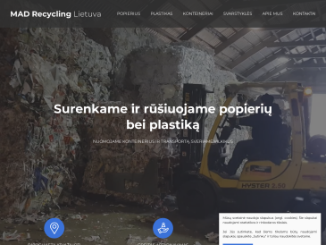 Mad recycling Lietuva, UAB