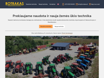 Rotrakas, UAB