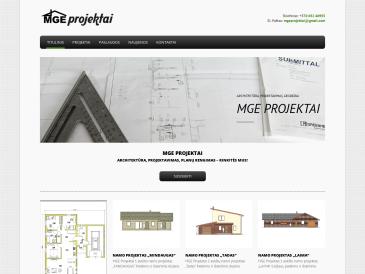MGE projektai, UAB