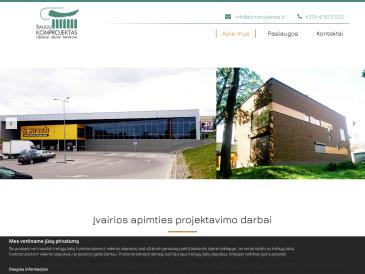 Šiaulių komprojektas, UAB