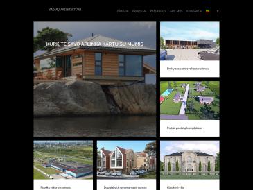 Vakarų architektūra, UAB
