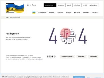 Kauno technologijos universitetas, Architektūros ir statybos institutas