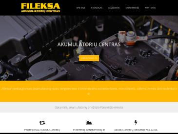 Fileksa, Vilniaus filialas, UAB