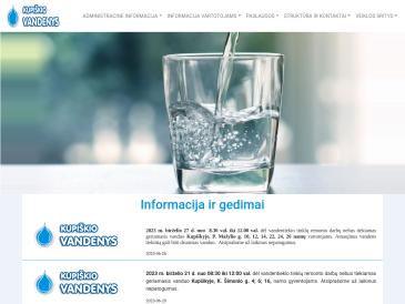 Kupiškio vandenys, UAB