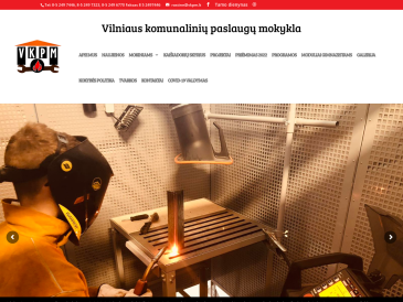 Vilniaus komunalinių paslaugų mokykla